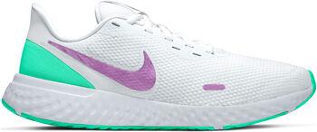 Nike Revolution 5 løbesko Damer Hvid