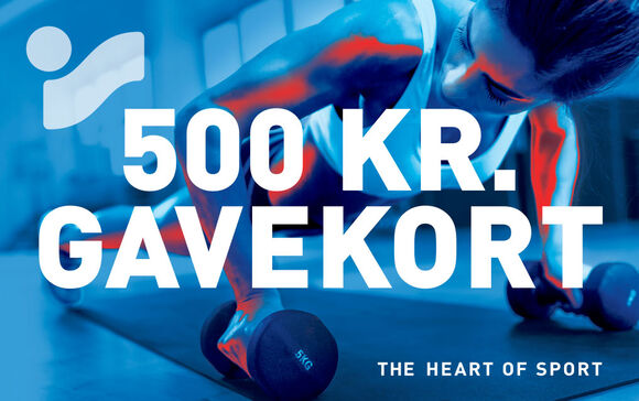 Gavekort 500,00