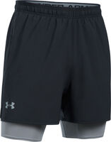 Under Armour Qualifier 2in1 Shorts