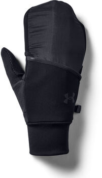 Under Armour Convertible Løbehandsker Sort