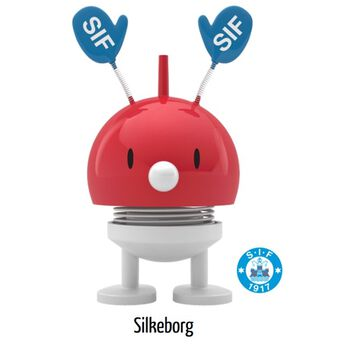 Hoptimist Silkeborg IF Baby Supporter Rød