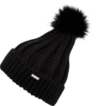 McKINLEY Mia Knit beanie Damer Sort