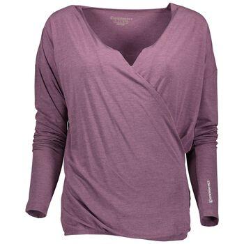 ENERGETICS Garanna L/S T-Shirt Damer Lilla