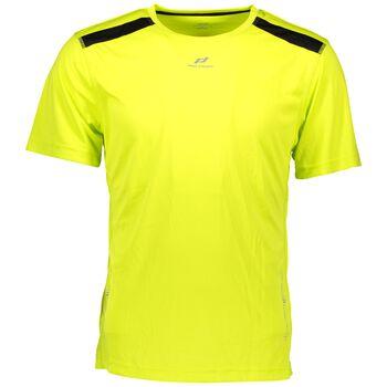 PRO TOUCH Rino III SS T-Shirt Herrer Gul