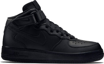 Nike Air Force 1 Mid GS Sort