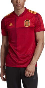 adidas Spanien hjemmebanetrøje Herrer Rød