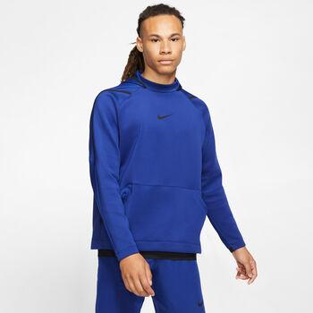 Nike Pro Pullover Fleece Hættetrøje Herrer