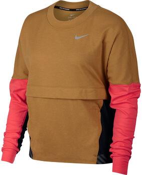Nike  Therma Sphere  Running Top Damer