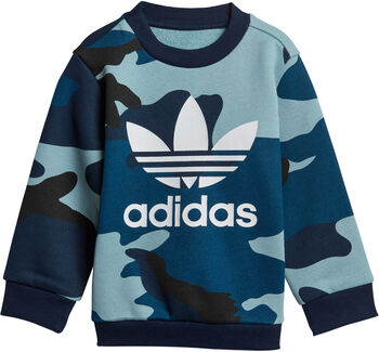 ADIDAS Camouflage Crewneck Sweatshirt Set