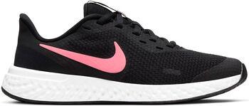 Nike Revolution 5 løbesko Sort