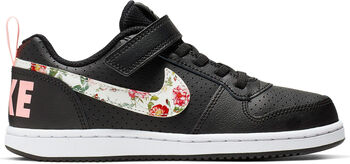 Nike Court Borough Low Vintage Floral Little Kids' Shoe