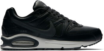 Nike Air Max Command Leather Herrer Sort