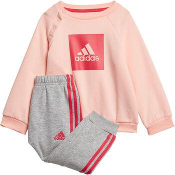 adidas I 3SLOGO JOG FL Joggingsæt Junior