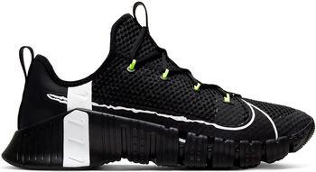 Nike Free Metcon 3 Trænings-sko. Sort