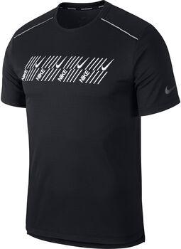 Nike Dri-Fit Miler Tech SS Top Herrer