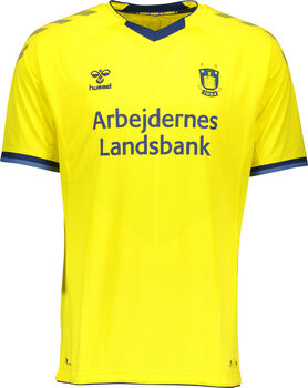 Hummel Brøndby Hjemmebanetrøje Kids 18/19  Drenge