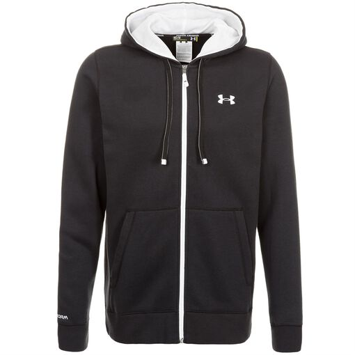 Under Armour Storm Cotten Rival Full Zip - Mænd