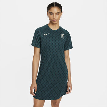 Nike Liverpool FC kjole Damer Grå