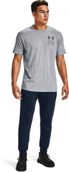 Under Armour Protect This House T-shirt Herrer Grå