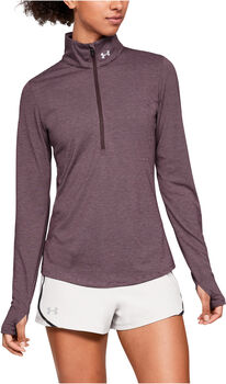 Under Armour Threadborne Streaker Half Zip Damer