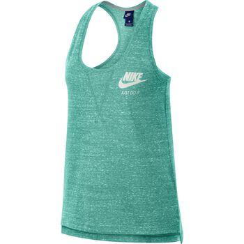 Nike Sportswear Gym Vintage Tank Damer Rød