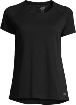 Casall Textured Loose Tee Damer