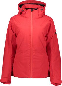 McKINLEY Retta Stretch Skijakke Damer Rød