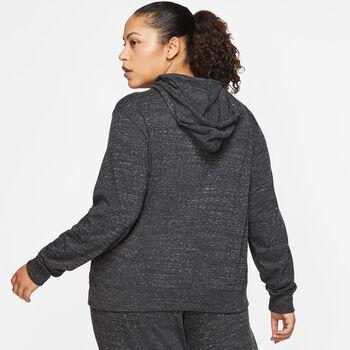 Nike Sportswear Gym Vintage Hættetrøje (Plus Size) Damer