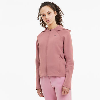 Puma Evostripe Full-zip Hættetrøje Damer