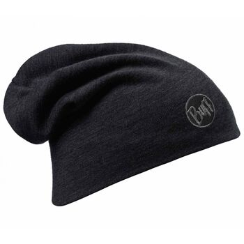 Buff Merino Wool Thermal Hat Sort