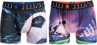 CR7 Microfiber 2-Pack Tight