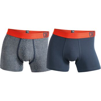 JBS CR7 Main Fashion Trunk 2-Pack Herrer Grå