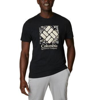 Columbia Rapid Ridge Graphic T-shirt Herrer