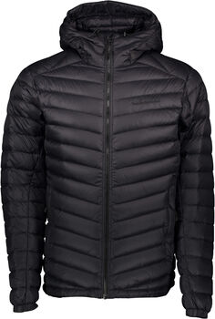 Peak Performance Frost Down Hooded Jacket Mænd Sort
