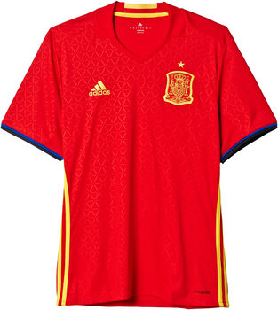 ADIDAS Spain Home Jersey Rød