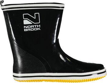 Northbrook Nano Gummistøvler Sort
