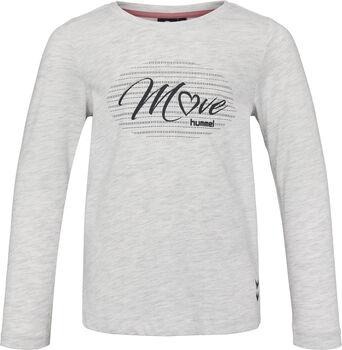 Hummel Ebony T-Shirt S/S Hvid