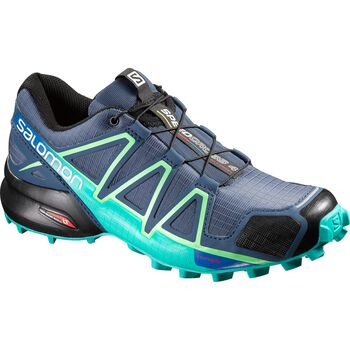 Salomon Shoes Speedcross 4 Slateblue Damer Multifarvet