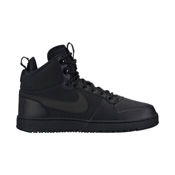 Nike Court Borough Mid Winter Herrer Sort