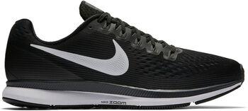 Nike Air Zoom Pegasus 34 Herrer Sort