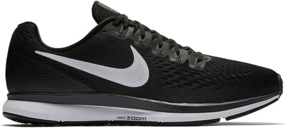 sports shoes 4e127 cce87 Sort Nike Air Zoom Pegasus 34 - Mænd   INTERSPORT.dk