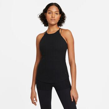 Nike Yoga Pointelle top Damer