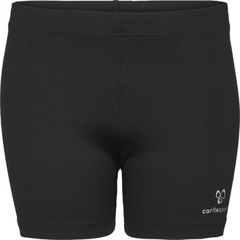 Carite Moment Tactel Hotpants Sort