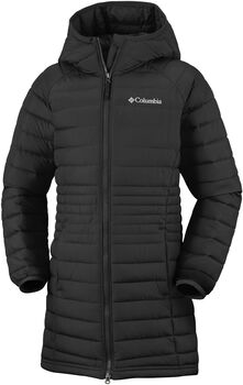 Columbia Powder Lite Mid Jacket Piger Sort