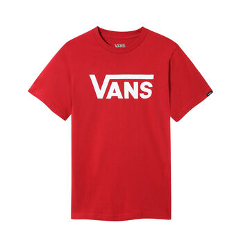 Vans Classic T-shirt Junior Rød
