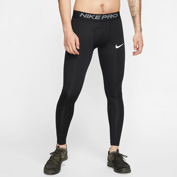 Nike Pro Tights Herrer Sort