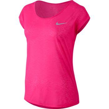 Nike Dri-Fit Cool Breeze SS Kvinder Pink