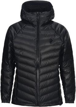 Peak Performance Frost Dry Down Hooded Jacket Herrer