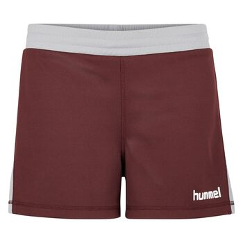 Hummel New Nostalgia Training Shorts Damer Rød