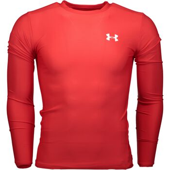 Under Armour HeatGear Compression LS T-shirt Herrer